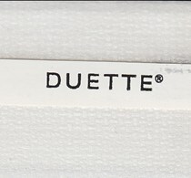 Luxaflex 25mmTranslucent Duette Blind | Unik Duo Tone 6916