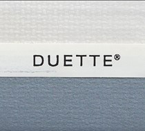 Luxaflex 25mmTranslucent Duette Blind | Unik Duo Tone 7839