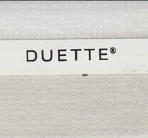 Luxaflex SimpleFit 25mm Duette Translucent Blind | Unik Duo Tone 9241