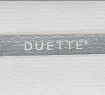 Luxaflex SimpleFit 25mm Duette Room Darkening Blind | Unik Duo Tone 4207