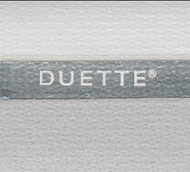 Luxaflex SimpleFit 25mm Duette Room Darkening Blind | Unik Duo Tone 7887