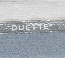 Luxaflex SimpleFit 25mm Duette Room Darkening Blind | Unik Duo Tone 7893