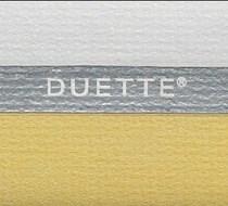 Luxaflex SimpleFit 25mm Duette Room Darkening Blind | Unik Duo Tone 9245