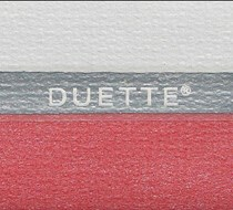 Luxaflex SimpleFit 25mm Duette Room Darkening Blind | Unik Duo Tone 9249
