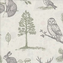 VALE Roman Blind - Creative Collection | Wilderness Natural