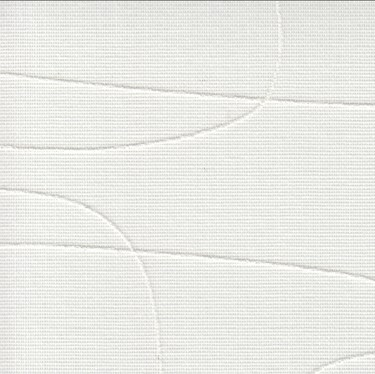 Luxaflex Vertical Transparent White & Off White - 89mm