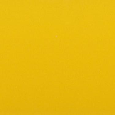 Luxaflex 25mm Yellow and Brass MegaView Metal Venetian Blind