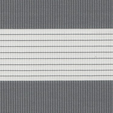 Luxaflex Essential Multishade Grey and Black Blind