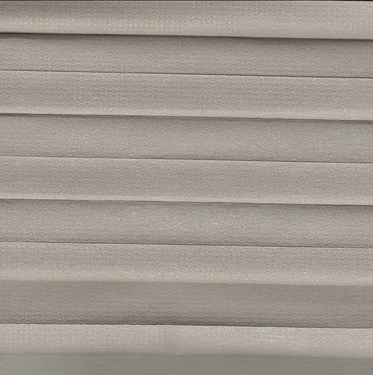 VALE Blinds Electrically Operated 25mm Duette Flat Roof Blind