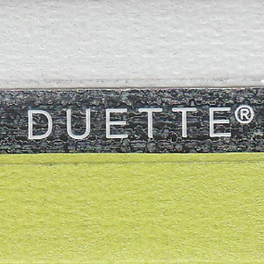 VALE 25mm Unix Room Darkening Duette Blind