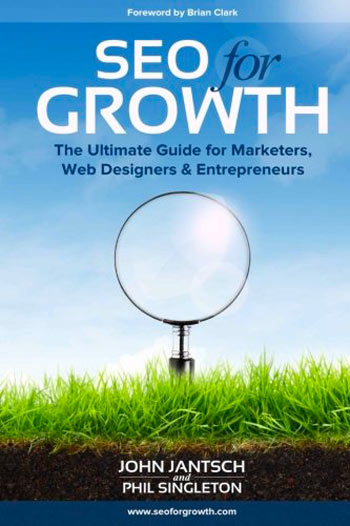 Libro SEO for Growth: The Ultimate Guide for Marketers, Web Designers & Entrepreneurs