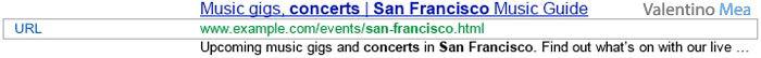 Google Serp URL