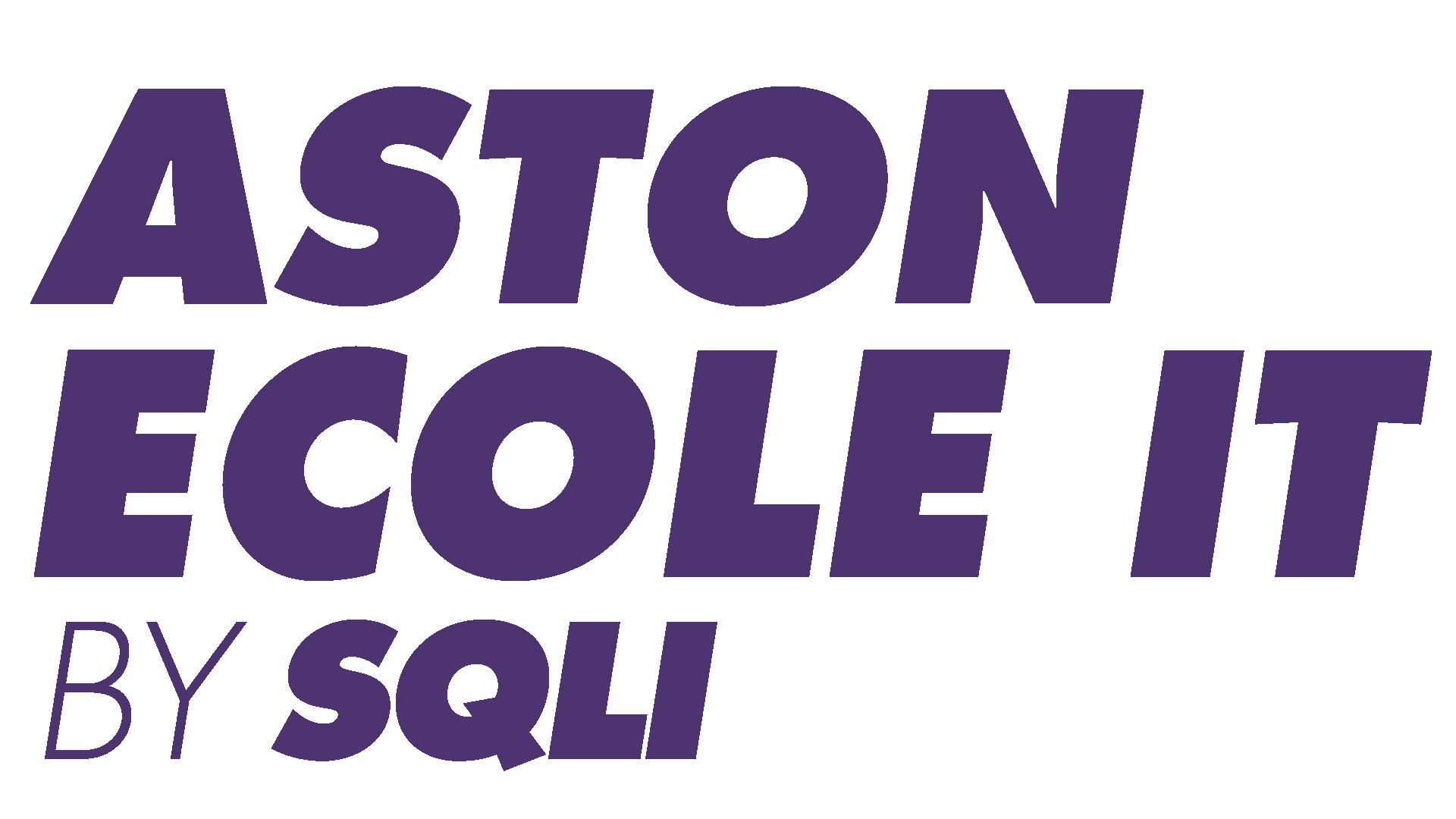 logo de ASTON ECOLE IT