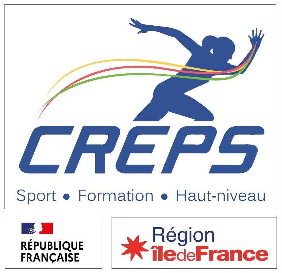 logo de CREPS - IDF