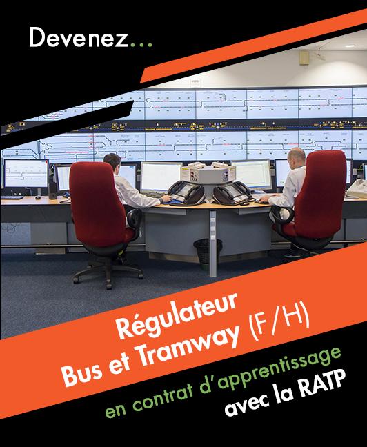 Titre professionnel Exploitant Régulateur de Transport Routier de Voyageurs