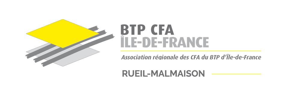 logo de BTP CFA  RUEIL-MALMAISON