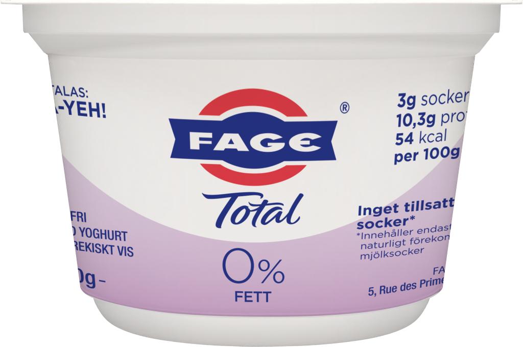 fage grekisk yoghurt