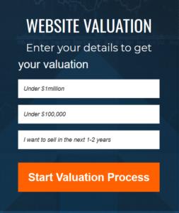 Digital Exits valuation