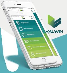 Application Valwin