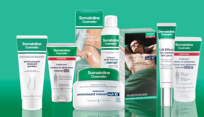 Promotion SOMATOLINE COSMETIC -10€ sur toute la gamme