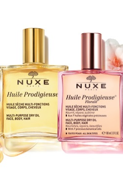 OFFRE PROMOTIONNELLE NUXE PRODIGIEUSE 50mL