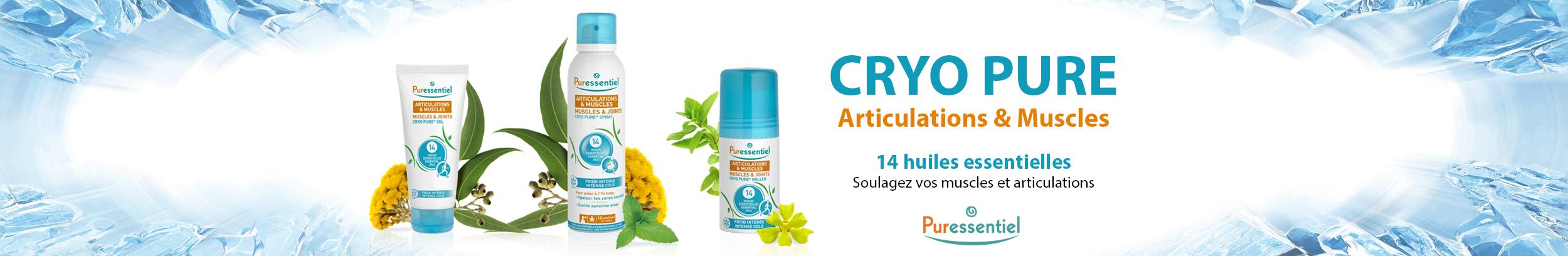Puressentiel Cryo Pure