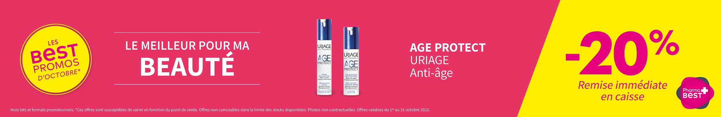 AGE PROTECT - URIAGE / Anti-âge