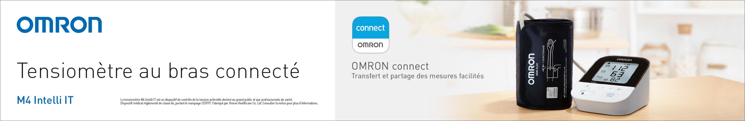 OMRON M4  Intelli IT