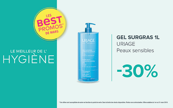 GEL SURGRAS 1L - URIAGE