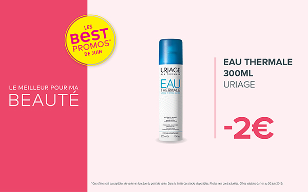 EAU THERMALE 300ML - URIAGE