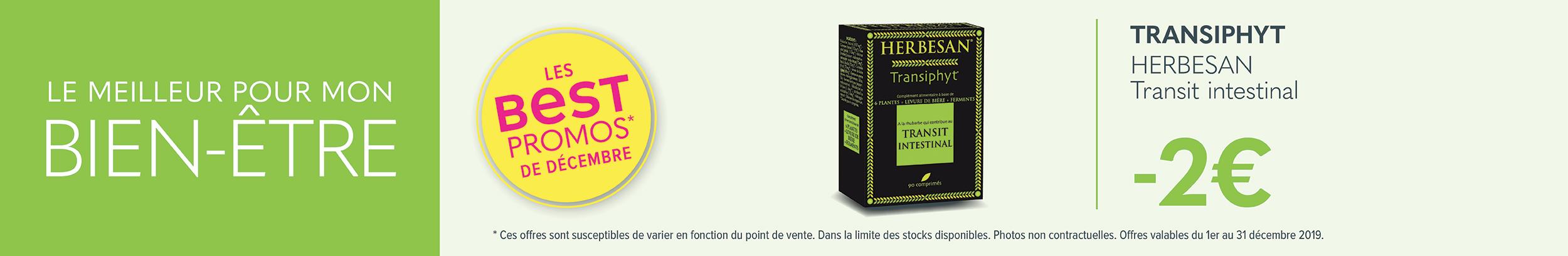 TRANSIPHYT - HERBESAN / Transit intestinal