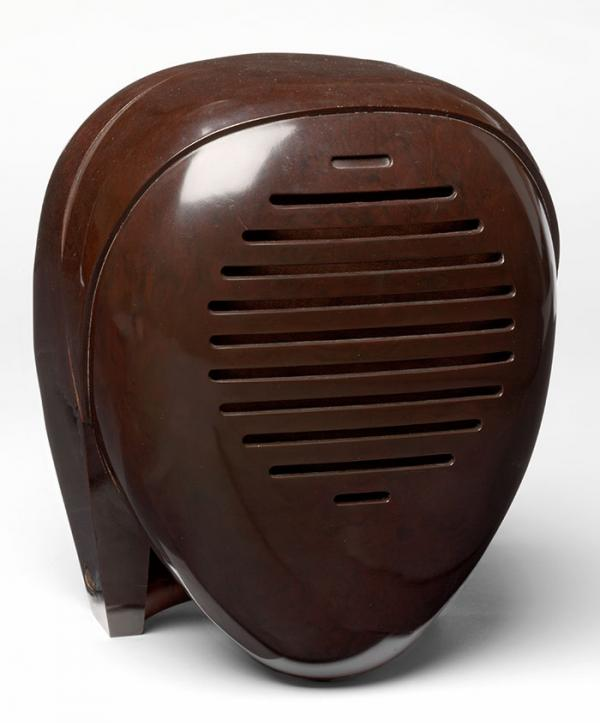 Radio Nurse baby monitor, Isamu Noguchi, 1937. Museum no. W.16-2007. © Victoria and Albert Museum, London