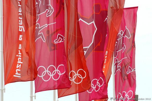 Pink London 2012 banners