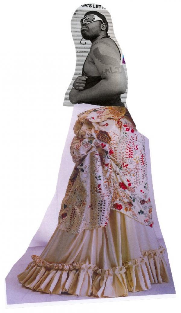 Marcia Kure Dressed Up series