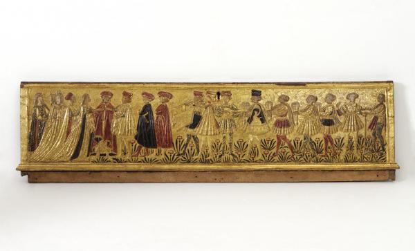 Cassone Panel c1460