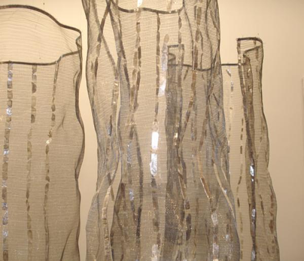 Air (detail) I'm high. Agneta Hobin, 2007