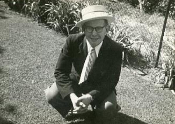 Ian in Senior School, Sacs, 1956-7. © Ian Rakoff