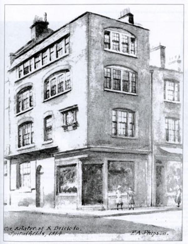 Spitalfields Weavers Workhome