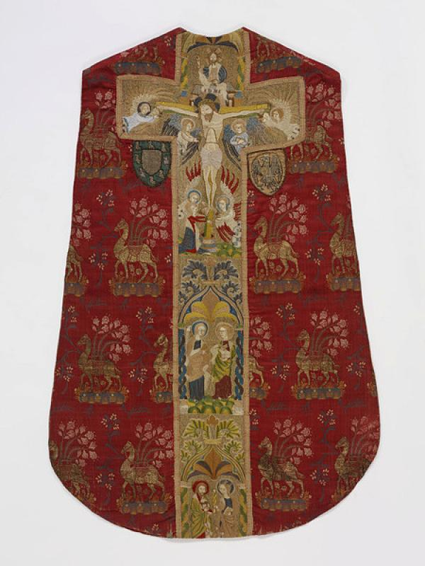 Chasuble, Italy and England, c.1400-1430