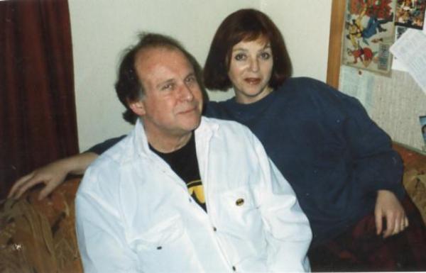 Ian and Sue - the two editors. © Ian Rakoff