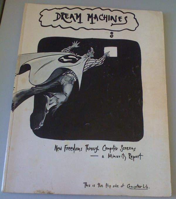 Dream Machines front cover