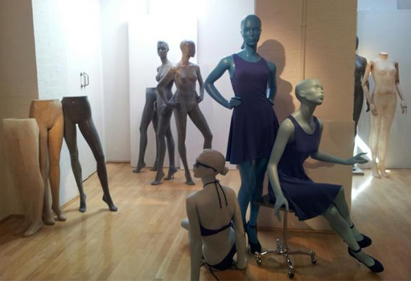 Visiting the Proportion London studio. © Victoria and Albert Museum, London