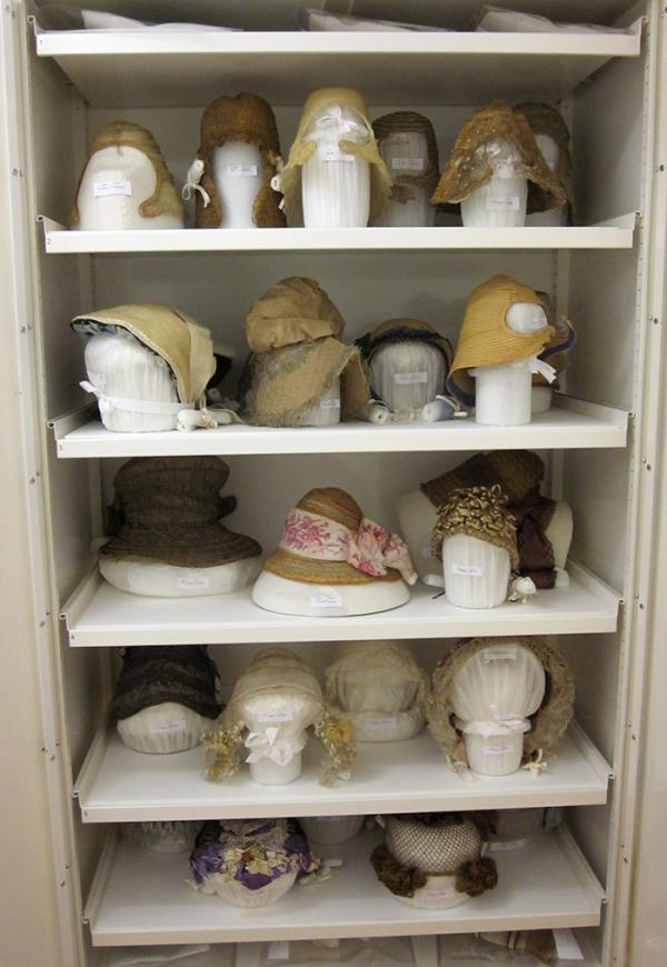 A new home for headgear. © Victoria and Albert Museum, London