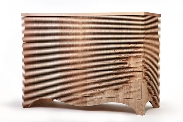 'George' chest of drawers, Gareth Neal, 2008/2013