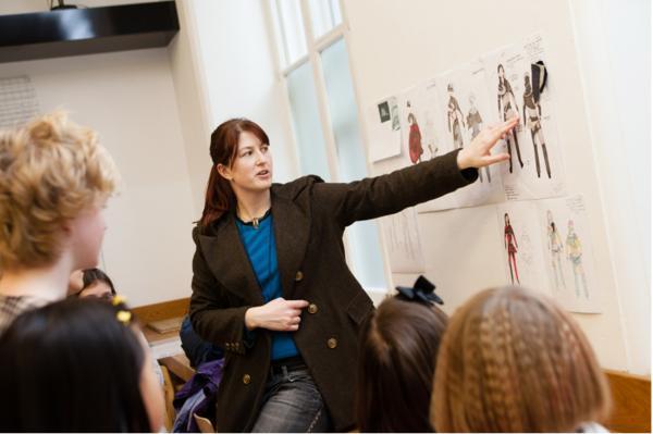Hayley Nebauer Teaching