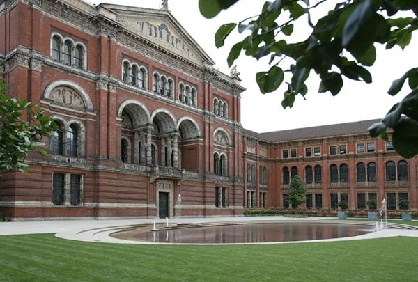John Madejski Garden © Victoria and Albert Museum, London