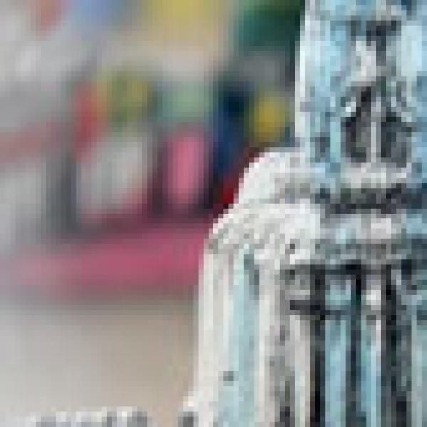 Telescopic View of London, detail - Click to enlarge