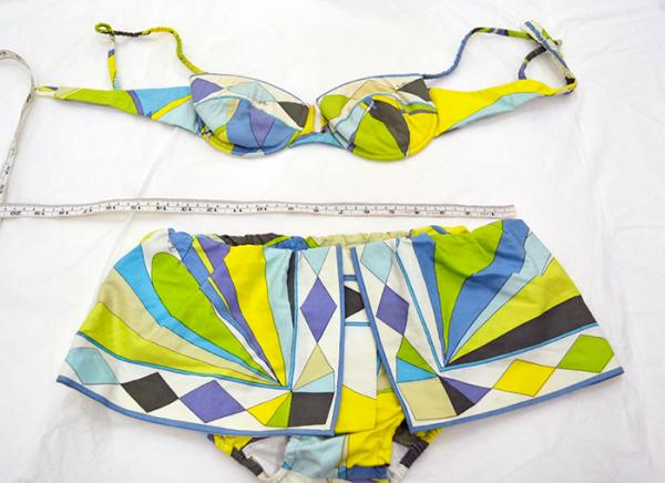 Pucci bikini. © Victoria and Albert Museum, London.