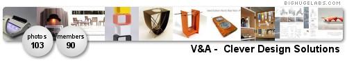 V&A -  Clever Design Solutions. Get yours at bighugelabs.com/flickr