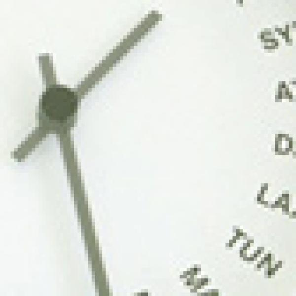 Clock, Langlands and Bell, 2004 - Click to enlarge
